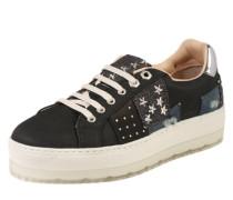 Sneaker 'Lenglas' schwarz