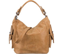 Joanna Vintage Handtasche beige