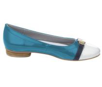 Ballerina blau / weiß