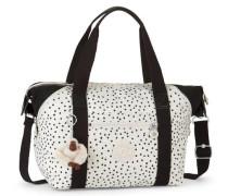 'Basic Plus Art S 17' Handtasche weiß