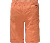 Shorts für Jungen orange