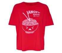 T-Shirt 'tokyo' rot