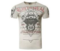 Cooles T-Shirt mit Front-Print