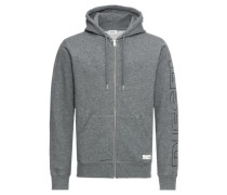 Sweatjacke 'umlt-Brandon-Z Sweat-Shirt'