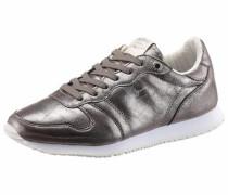 Sneaker 'Gable Plain' silber