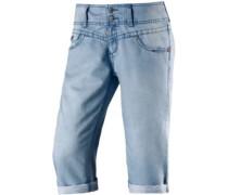 New BrittTZ 3/4-Jeans Damen hellblau