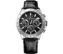 Multifunktionsuhr »Sophisticated Sport 1791224« schwarz