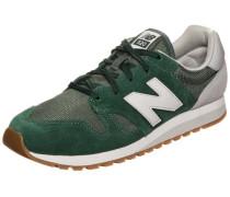 'u520-Ai-D' Sneaker Herren hellgrau / grün