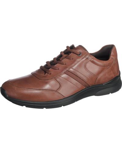 Ecco Herren Irving Freizeit Schuhe rostbraun