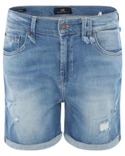 Jeans-Shorts 'Milena' indigo