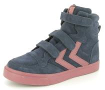 Sneaker Stadil Tonal Sneaker JR Leder blau
