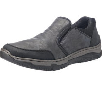 Slipper basaltgrau / schwarz