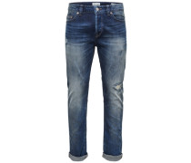 Loom lt blue Slim Fit Jeans blue denim