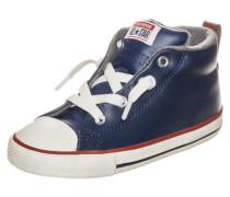 Chuck Taylor All Star Street Mid Sneaker Kleinkinder blau