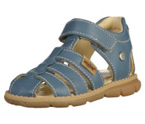 Sandalen hellblau