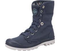 'Baggy' Sneakers nachtblau