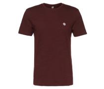 T-Shirt 'Crail SS' rot