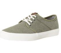 Lässige Sneaker grasgrün
