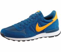 'internationalist' Sneaker blau / orange