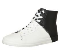 High Sneaker 'Walta' schwarz / weiß