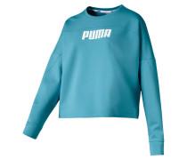 Sweatshirt 'NU-Tility ' petrol