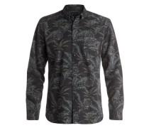 angarm-Hemd »Palm Dog« schwarz