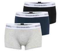 Pants im 3er-Pack grau / schwarz