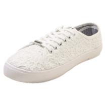 Sneaker Low 'saphir' weiß