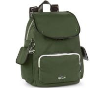 Twist City Pack S Rucksack 335 cm grün