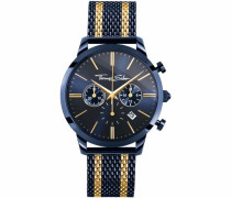 Chronograph 'rebel Spirit Chrono Wa0290-286-209' navy / goldgelb
