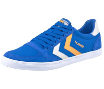 Slimmer Stadil Duo Lo Sneaker blau / weiß