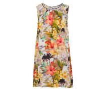 'flower-dress' schilf / mischfarben