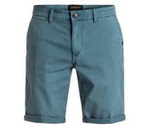 Chino Shorts 'Krandy' pastellblau