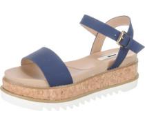 'Virginia' Sandaletten dunkelblau