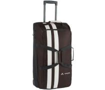 New Islands Tobago 90 2-Rollen Reisetasche 75 cm mokka / weiß