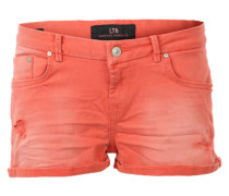 Knappe Used Shorts 'Judie' rot