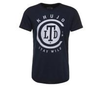 Shirt Tashkent blau