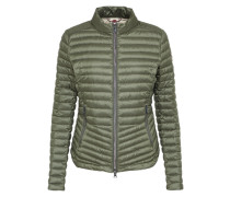 Jacke 'ladies Down' oliv
