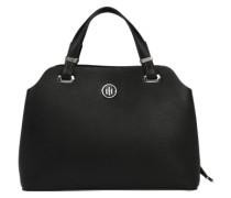 Handtasche 'core Satchel' schwarz