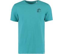 T-shirt 'LM Chesta' türkis