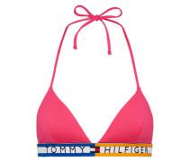 Triangel Bikinitop pink