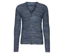 Cardigan 'patch' navy