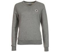 Core Crew Vintage Sweatshirt grau / graumeliert