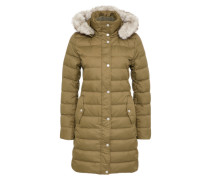 Mantel 'tyra Down Coat' khaki