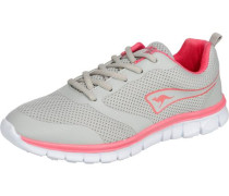 K-March Sneakers grau / pink