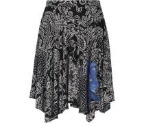 Jerseyrock royalblau / schwarz / weiß
