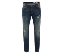 Jeans 'slim Dirtblu Des' blue denim