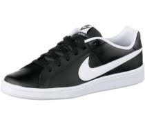 Sneaker 'court Royale' schwarz / weiß