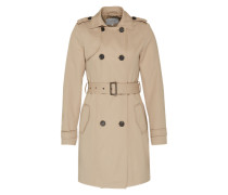 Trenchcoat 'vithree' camel