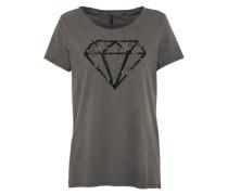 T-Shirt 'onlNIKKO' schwarz
